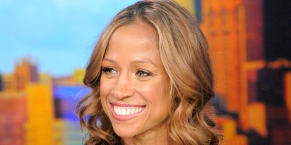 "THE VIEW - (11.15.12) Actress Stacey Dash (?Clueless?), who recently made headlines for her endorsement of Republican Presidential candidate Mitt Romney, guest co-hosts today, Thursday, November 15th.  ""The View"" airs Monday-Friday (11:00 am-12:00 pm, ET) on the ABC Television Network.     (Photo by Lorenzo Bevilaqua/ABC via Getty Images) STACEY DASH"