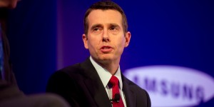 David Plouffe, former senior adviser to U.S. President Barack Obama and Bloomberg News analyst, speaks at the Bloomberg Year Ahead: 2014 conference in Chicago, Illinois, U.S., on Wednesday, Nov. 20, 2013. The multi-day gathering of CEOs, senior executives, public sector officials and leaders in finance will look at how some of the worlds biggest industries are changing and the forces at work behind the change. Photographer: Daniel Acker/Bloomberg via Getty Images