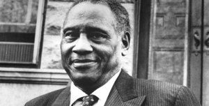 Paul Robeson, American Icon