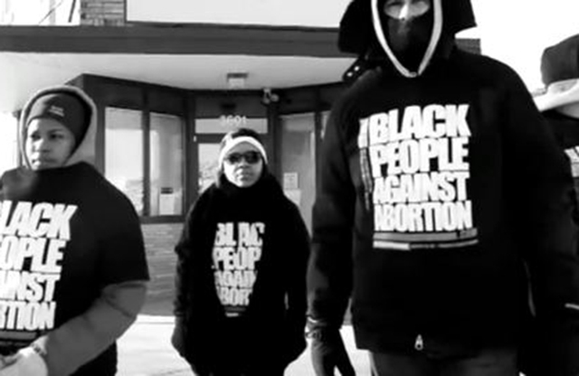 Death from Within: Viewing the Black Lives Matter issue from a different perspective